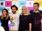 Tatá Werneck e Vera Holtz lançam comédia em cinema no Rio