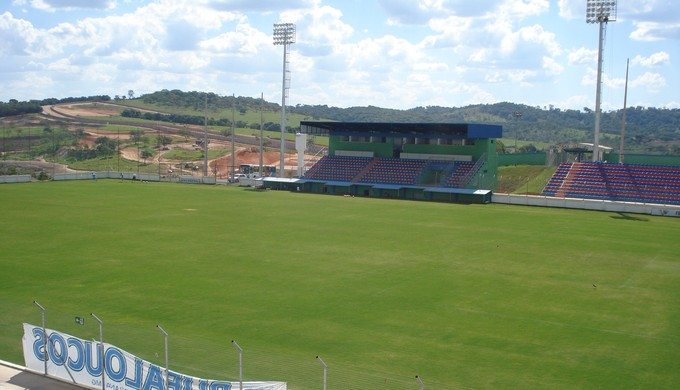 Guarani-MG irá mandar os jogos na Arena do Calçado (Foto: Cléber Côrrea)