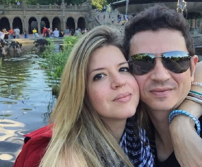 Mariana Santos conta que namorado não tem ciúme (Foto: Arquivo Pessoal)