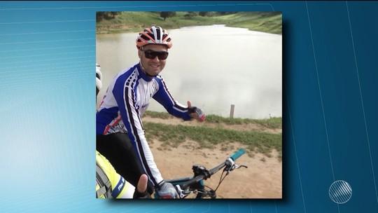 Caminhão de motorista que atropelou e matou ciclista na BA-262 está com documentação atrasada