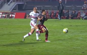 """Comentaristas criticam árbitro de  São Paulo x Flu: """"Não tem absolvição"""""""