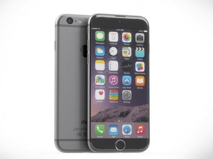 iPhone 7 poderia ter tela mais expandida e bordas menores (Foto: Reprodução/Business Insider)
