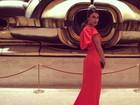 Brasileiras roubam a cena em tapete vermelho beneficente, em Nova York