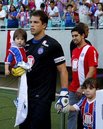 Marcelo Lomba; Bahia (Foto: Felipe Oliveira/Divulgação/EC Bahia)