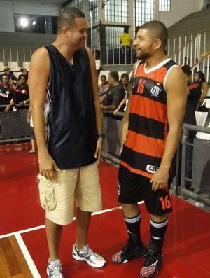 Olivinha Olívia Flamengo NBB Basquete (Foto: Fabio Leme)