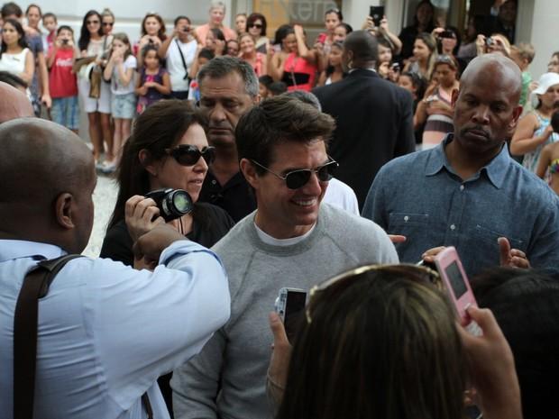 Tom Cruise (Foto: Photo RIo News / Henrique Oliveira e Roberto Cristino)