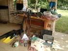 Grupo é detido com carne de capivara e armas em Uberlândia