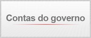 Selo Agenda Contas do Governo (Foto: Editoria de Arte/G1)