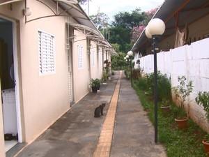 Idosos sem casa própria podem morar em centros de convivência (Foto: Eder Ribeiro/EPTV)