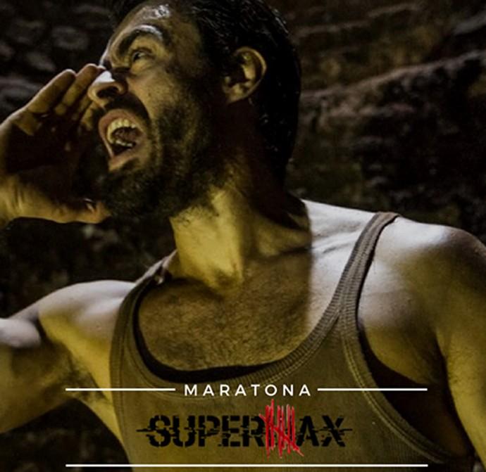 Maratona 'Supermax' (Foto: Gshow)
