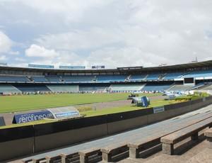 estádio olímpico grêmio (Foto: Fernando Lopes/Globoesporte.com)