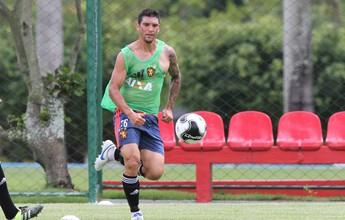 Com lesão na coxa, Mark González desfalca o Sport na Copa do Nordeste
