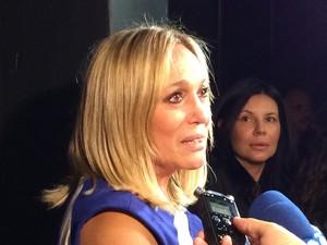 Susana vieira diz ser a maior viúva entre as atrizes (Foto: Daniel Silveira / G1)