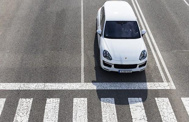 Porsche Cayenne (Foto: Divulgação)
