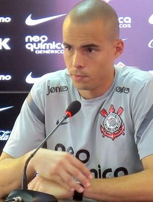 Julio Cesar , Corinthians (Foto: Carlos Augusto Ferrari / Globoesporte.com)