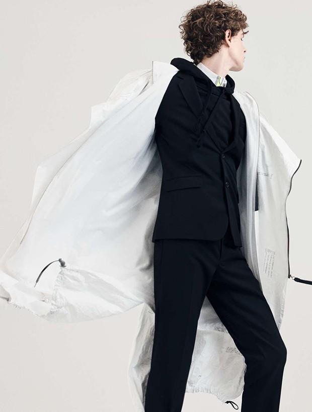 Moda alfaiateria (Foto: Gil Inoue )