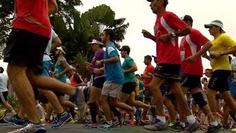 Volta Internacional da Pampulha reúne 15 mil pessoas em sua 18ª edição