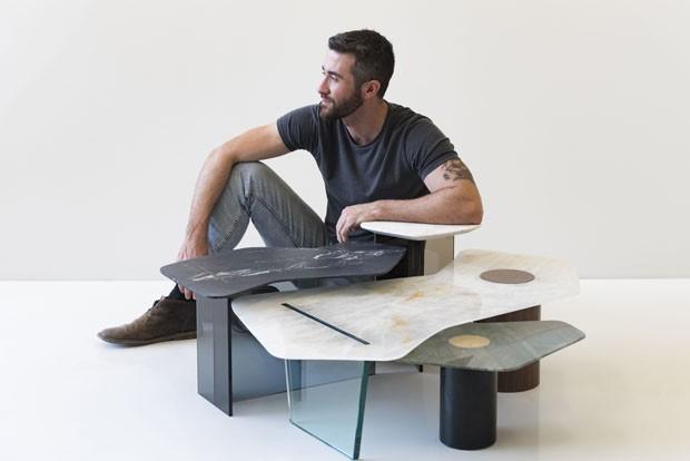 Modernismo brasileiro inspira coleção de Diogo Tomazzi (Foto: Raul Fonseca)