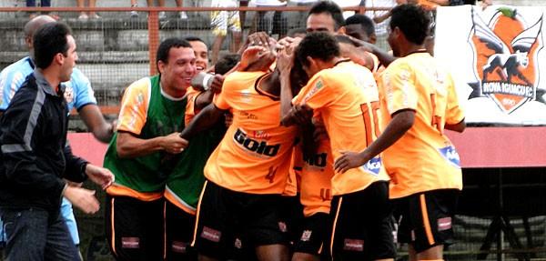 NOva Iguaçu Copa Rio 2012 (Foto: Site Nova Iguaçu)