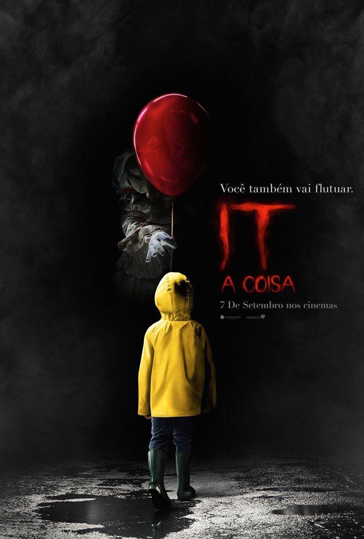 Cartaz de 'It' (Foto: Divulgação)