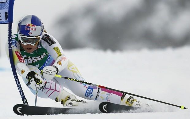 esqui  Copa do Mundo de Söelden LIndsey Vonn (Foto: Reuters)