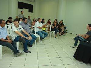 Funcionários preparam o Programa de Qualidade de Vida do Sistema Mirante (Foto: Divulgação)