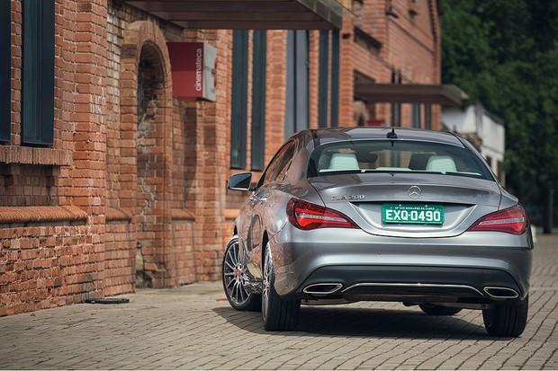 Mercedes CLA 220 Vision 2017 (Foto: Fabio Aro)