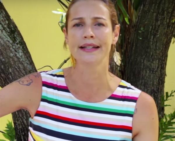 Luana Piovani lança canal no YouTube (Foto: Reprodução/YouTube)