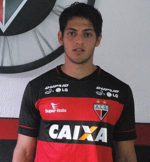 mais dois (Guilherme Salgado / Site Oficial do Atlético-GO)