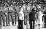 Prata da casa: os 30 anos da medalha de transformou o vôlei brasileiro (Arquivo / Ag. O Globo)