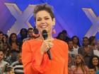 Xuxa grava programa morena e diz que ainda não se acostumou
