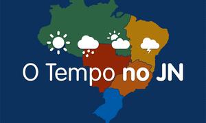 Confira a previsão para as capitais do Brasil