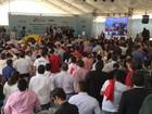 Dilma anuncia em RR licença para construção do Linhão de Tucuruí