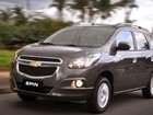Primeiras impresses: Chevrolet Spin LTZ automtica
