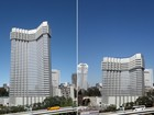 Prédio 'diminui' pela metade e chama atenção de moradores em Tóquio