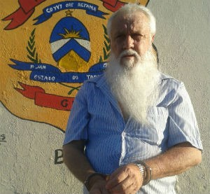 Idoso foi preso em Miranorte após 25 anos foragido (Foto: Divulgação/Polícia Civil)