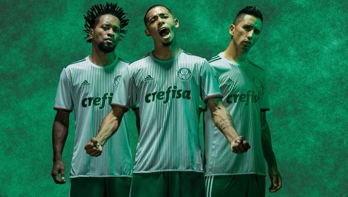 Camisa nova Palmeiras (Foto: Divulgação)