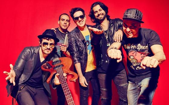 O grupo mineiro Jota Quest, encabeçado pelo vocalista, Rogério Flausino, vai ser apresenta no Brazilian Day (Foto: Mauricio Nahas)