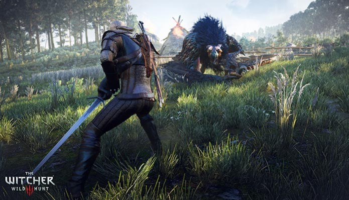The Witcher 3 terá um sistema de combate com mais liberdade (Foto: Divulgação)