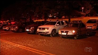 Quadrilha é presa suspeita de furtar e roubar veículos no sudoeste de Goiás