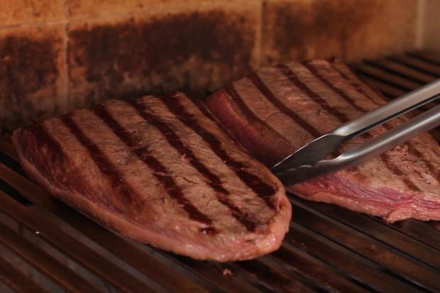 Picanha, a carne preferida dos churrasqueiros do Brasil (Foto: Reprodução)