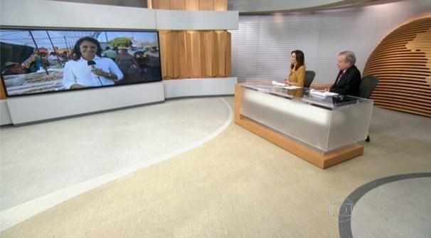 Carla Suzanne (Foto: TV sergipe/Reprodução)