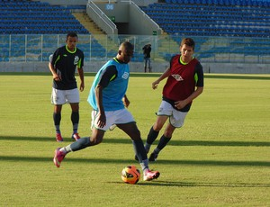 Luverdense treina para a Série C do Brasileiro (Foto: Assessoria/Luverdense Esporte Clube)