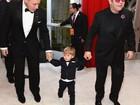 Após oito anos juntos, Elton John vai se casar com David Furnish, diz revista