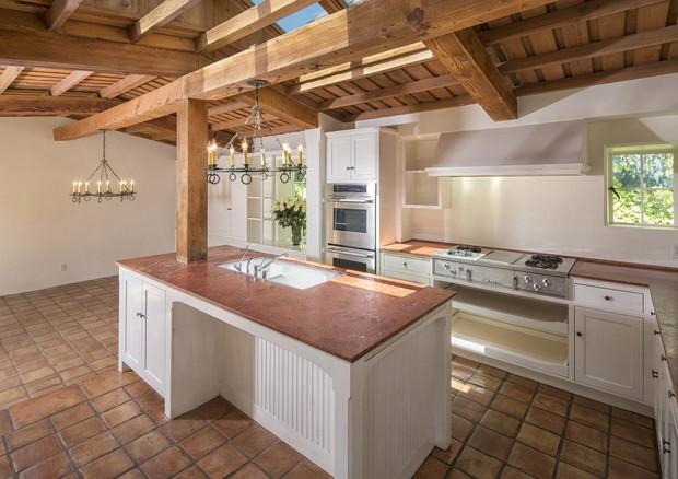 Cozinha (Foto: Reprodução/Lisa Optican/Mercer Vine)