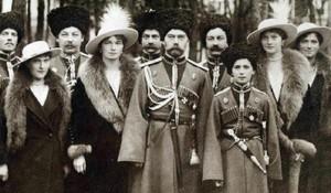 Família Romanov (Foto: Reprodução)
