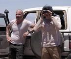 Dominic Purcell e Wentworth Miller em cena de 'Prison break' | Reprodução