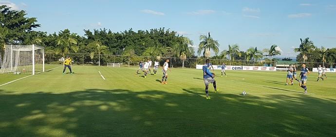 Treino do Cruzeiro (Foto: Marco Astoni)