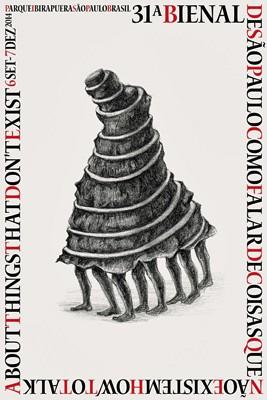 Cartaz da 31ª edição da Bienal de São Paulo (Foto: Divulgação)