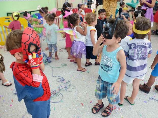 Programação infantil de carnaval em Sorocaba, SP (Foto: Emerson Ferraz/ Prefeitura de Sorocaba)